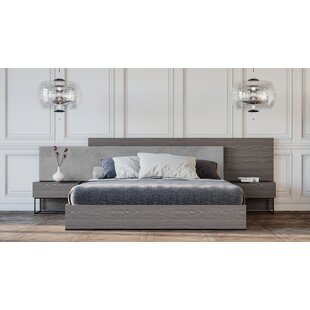 Mraz Platform Bedroom Set