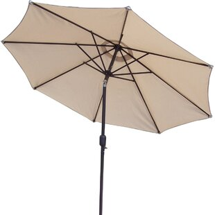 Lisabeth 9' Market Umbrella by Red Barrel Studio New