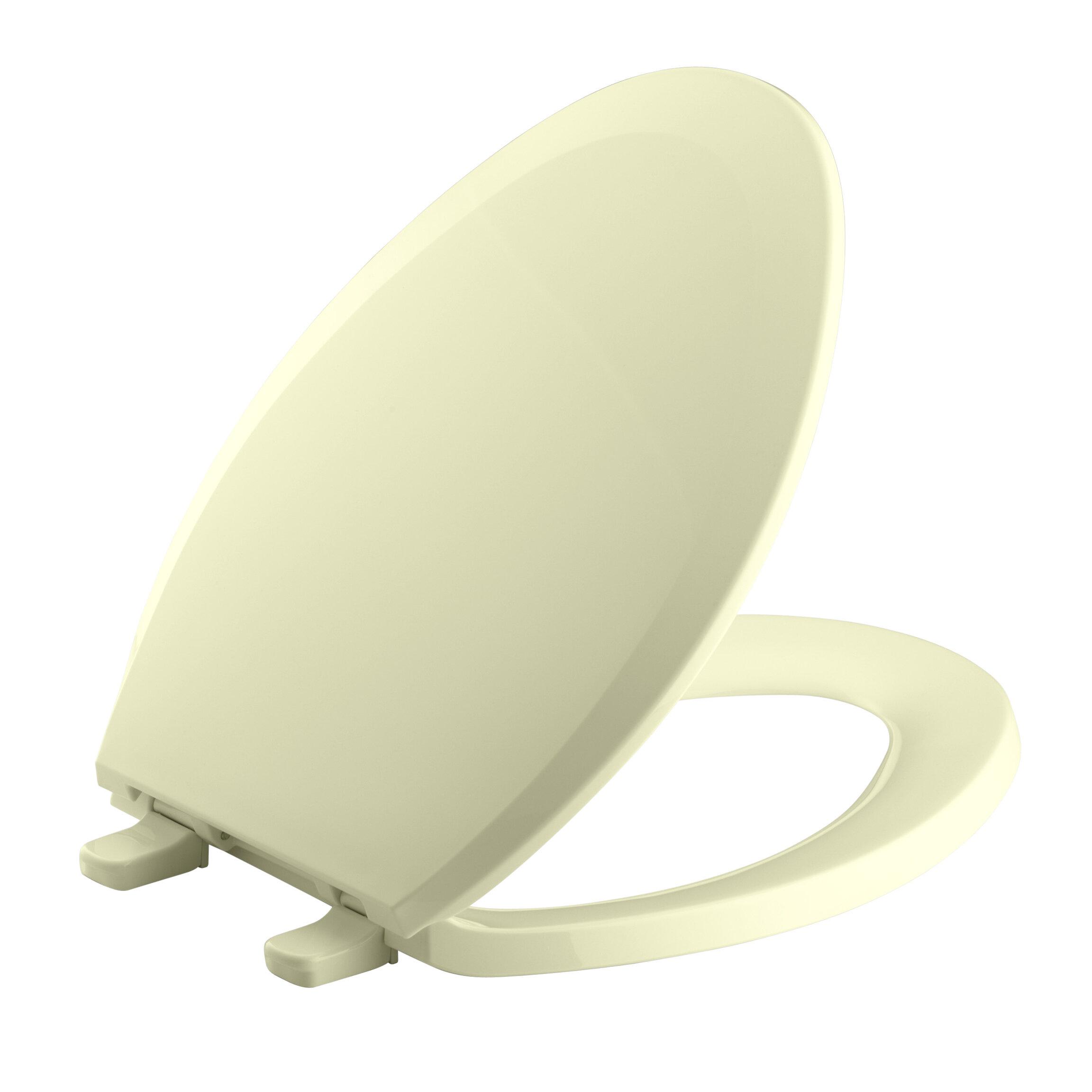 Pleasant Kohler Lustra With Quick Release Hinges Elongated Toilet Seat Uwap Interior Chair Design Uwaporg
