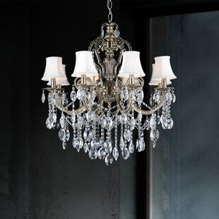 Wilcox 8-Light Chandelier by Astoria Grand