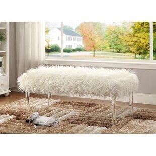 Spellman Upholstered Bench