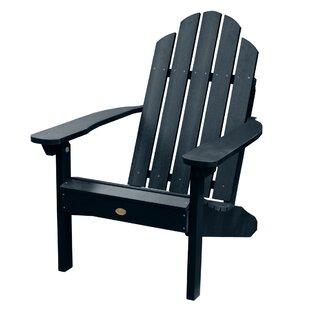Breakwater Bay Detwiler Plastic Adirondack Chair