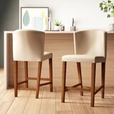 Mcgrail 24 Bar Stool (Set of 2) by Ivy Bronx