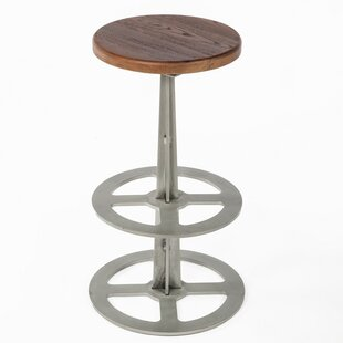 27.2 Swivel Bar Stool by dCOR design