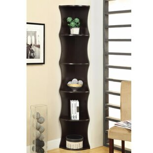 Arencibia Corner Unit Bookcase