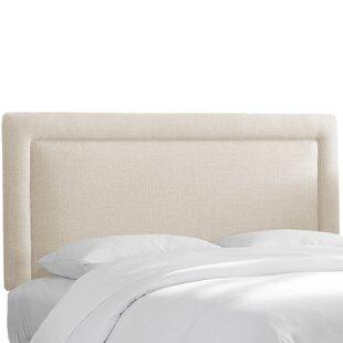 Hille Upholstered Panel Headboard