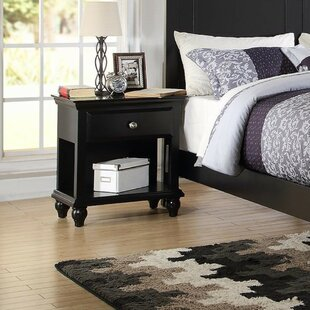 Labriola 1 Drawer Nightstand by Alcott Hill