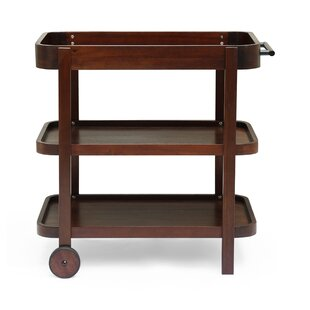 Oakside Bar Cart by Millwood Pines