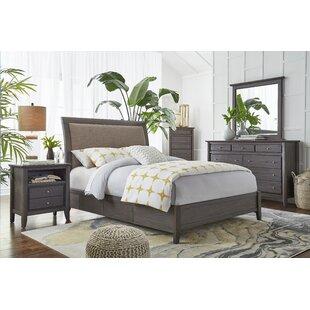Greyleigh Suzette Sleigh Configurable Bedroom Set