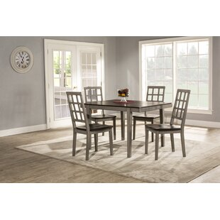 Hollansburg 5 Piece Dining Set by Alcott ..