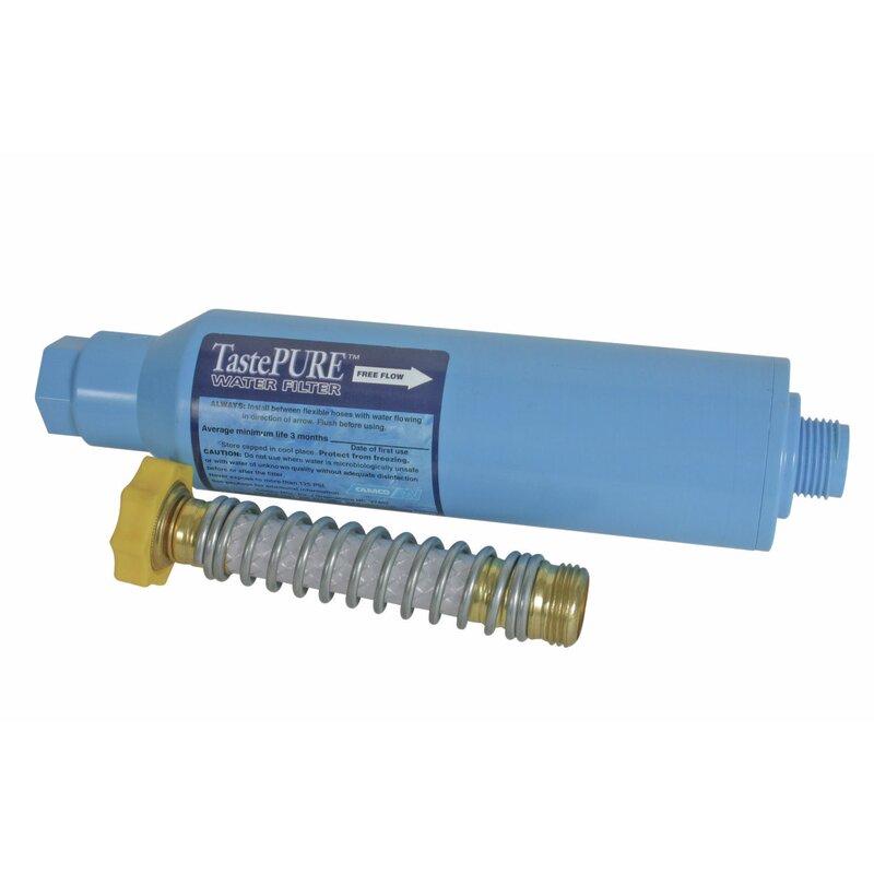 Camco Rv Tastepure Water Filter Wayfair