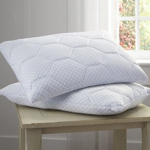 Cooling Gel Reversible Memory Foam Pillow