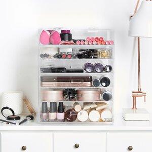 Cube Cosmetic Organizer