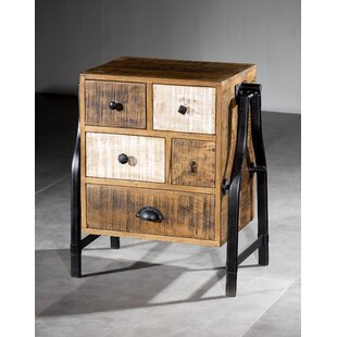 Warfield Mosaic End Table