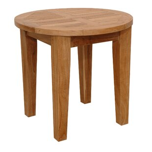 Brianna Teak Side Table