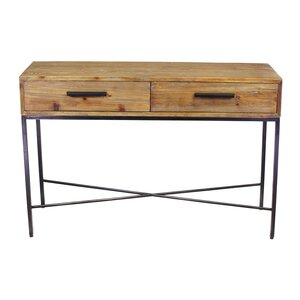 Solid Wood Dresser Black