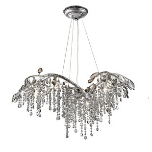 Where buy  Destrie Crystal Chandelier By Willa Arlo Interiors