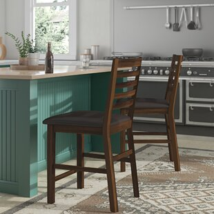Abington 24 Bar Stool (Set of 2) by Three Posts