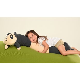 Panda Roll Mate Polyfill Pillow