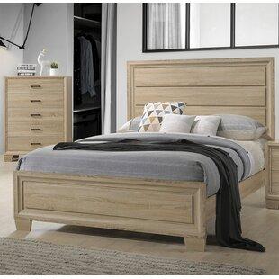 Irton Panel Bed