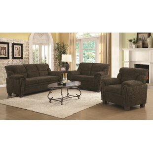 Eugene Loveseat by Charlton Home