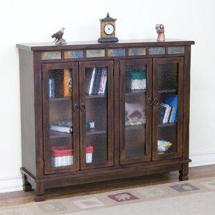 Fresno Standard Bookcase by Loon Peak