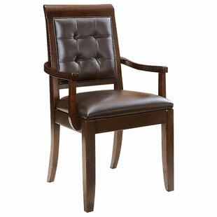 Latitude Run Sammi Arm Chair (Set of 2)