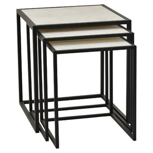 Affordable Bartee 3 Piece Nesting Tables (Set of 3) by Ivy Bronx