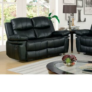 Oropeza Reclining Loveseat by Red Barrel ..