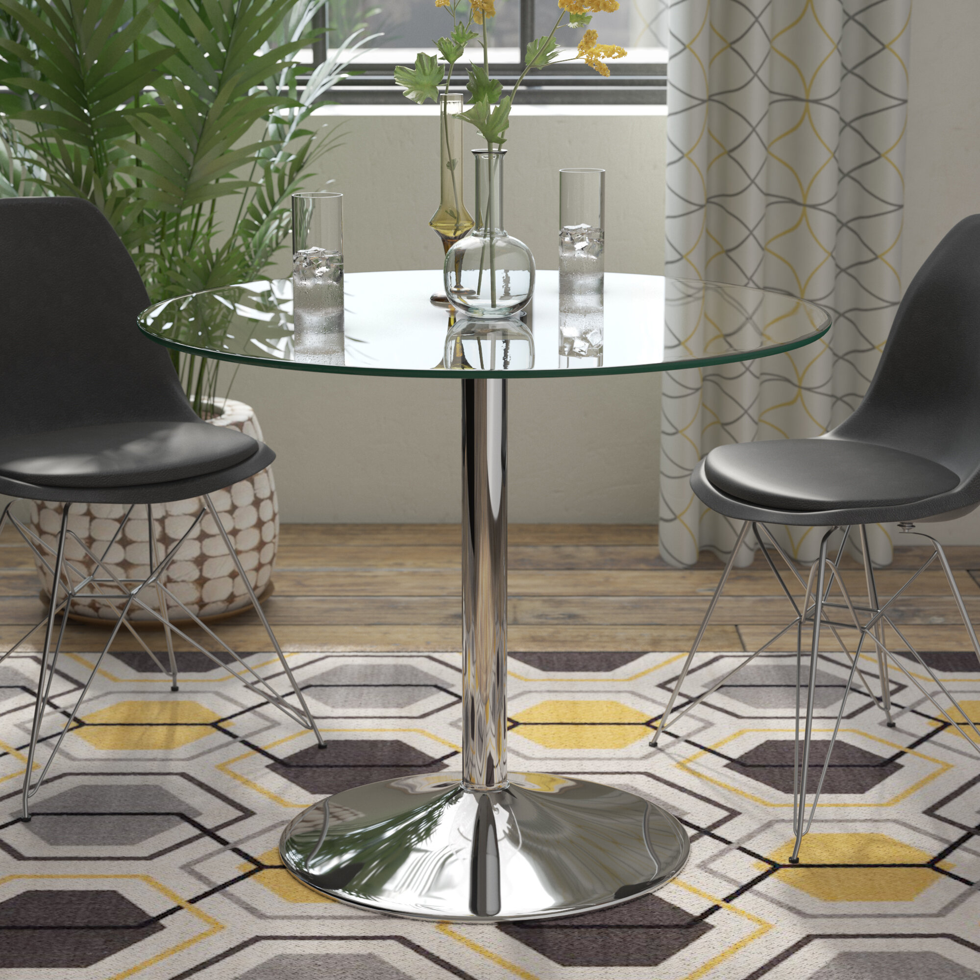 fab0a2c5ece3e Zipcode Design Ember Dining Table   Reviews