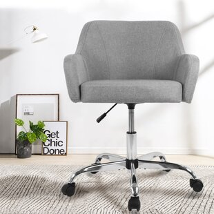 Furniwell ribbed office desk chair