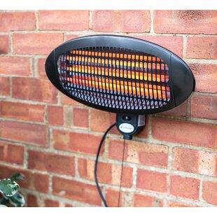 Juan Electric Patio Heater By Belfry Heating