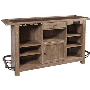 Bar Cabinet by Accentrics by Pulaski