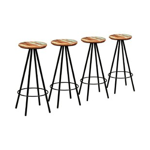 Bernard Bar Stool (Set Of 4) By Williston Forge