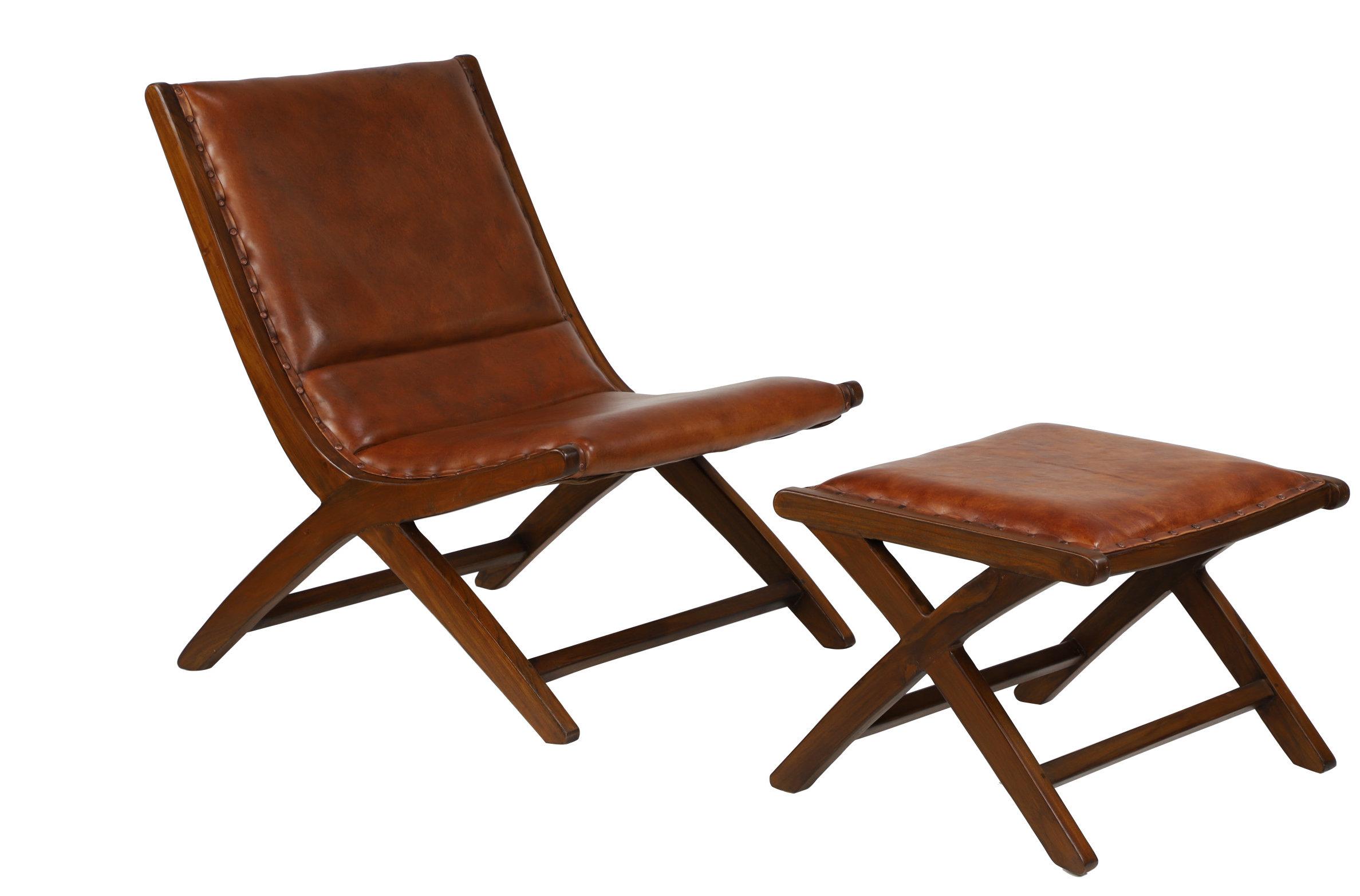 Brilliant Doerun Lounge Chair And Ottoman Ibusinesslaw Wood Chair Design Ideas Ibusinesslaworg