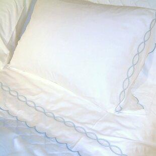 Lark Manor Annabelle 4 Piece 400 Thread Count 100% Cotton Sheet Set