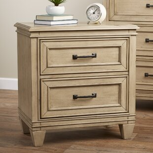 Hazzard 2 Drawer Nightstand