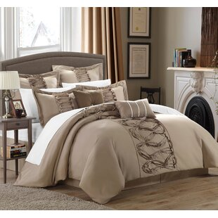 Willa Arlo Interiors Caterina 12 Piece Comforter Set