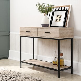 Aarohi Console Table By 17 Stories