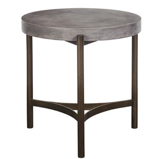 Read Reviews Dirksen End Table by 17 Stories