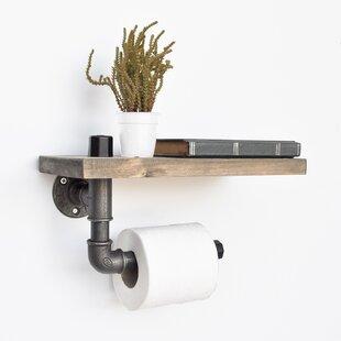 Make New Bathroom With Sierra Wall Shelf From Alno Inc