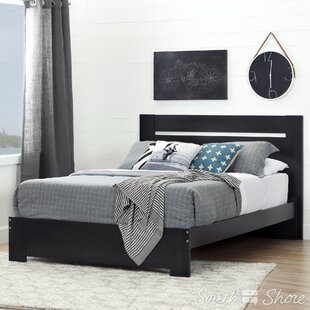 Look for Reevo Platform Bed by South Shore Reviews (2019) & Buyer's Guide