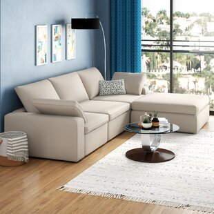 Trask Reversible Sectional