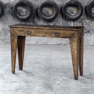 Humphreys Wood Console Table by Loon Peak