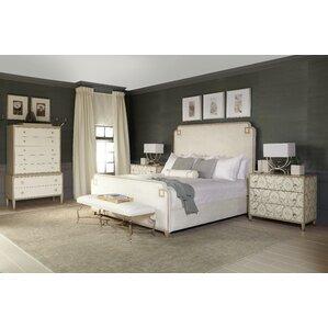 Savoy Place Panel Configurable Bedroom Set