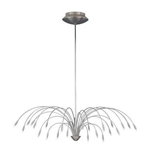 Tech Lighting Staccato 24-Light Sputnik Chandelier