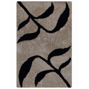 Reviews Altona Hand-Woven Beige/Black Indoor/Outdoor Area Rug By Winston Porter