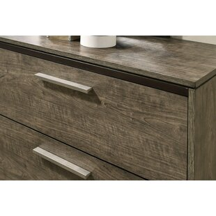 Coria 2 Drawer Nightstand