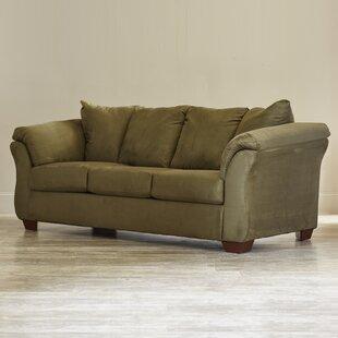 Gentil Sage Green Sofa | Wayfair