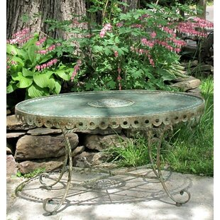 Ophelia & Co. Kamm Victorian Metal Bistro Table